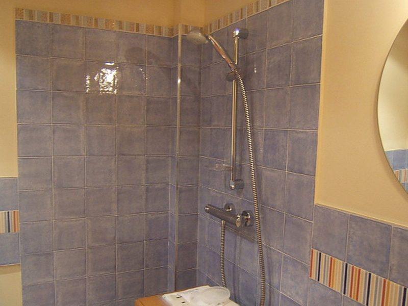 Reforma baño azulejos