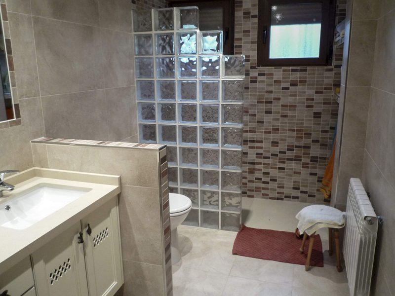 Plato de ducha mampara