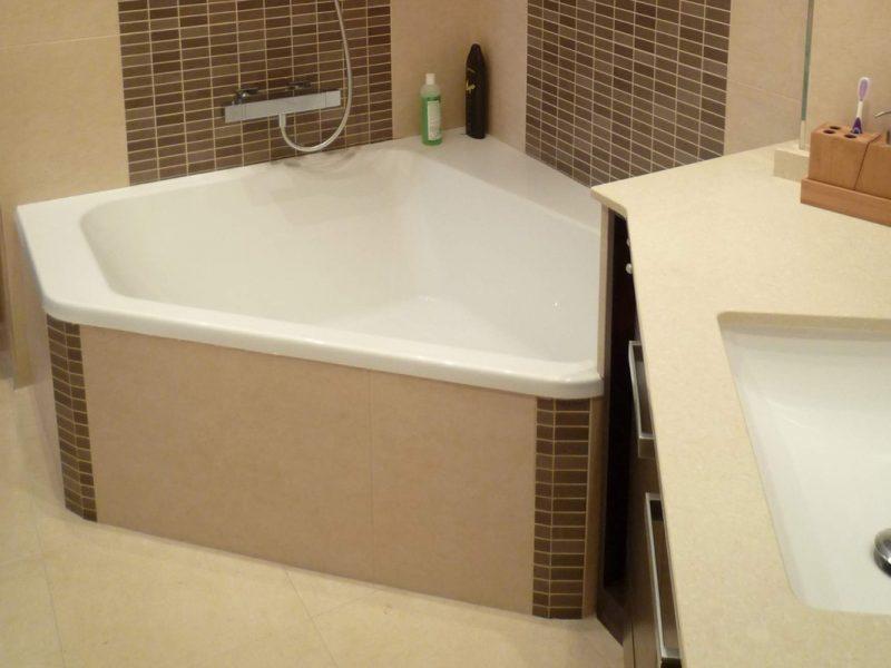 Reforma de bañera