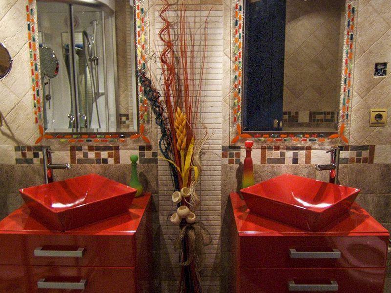 Reforma de lavabo