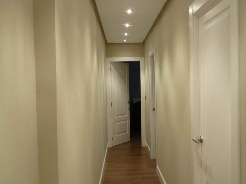 Reforma de pasillo